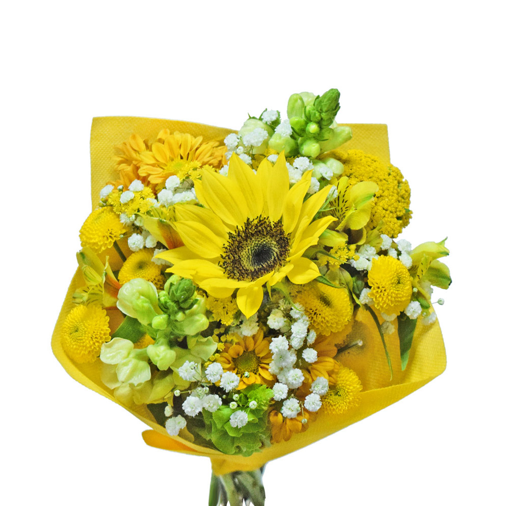 Baboo bouquet front