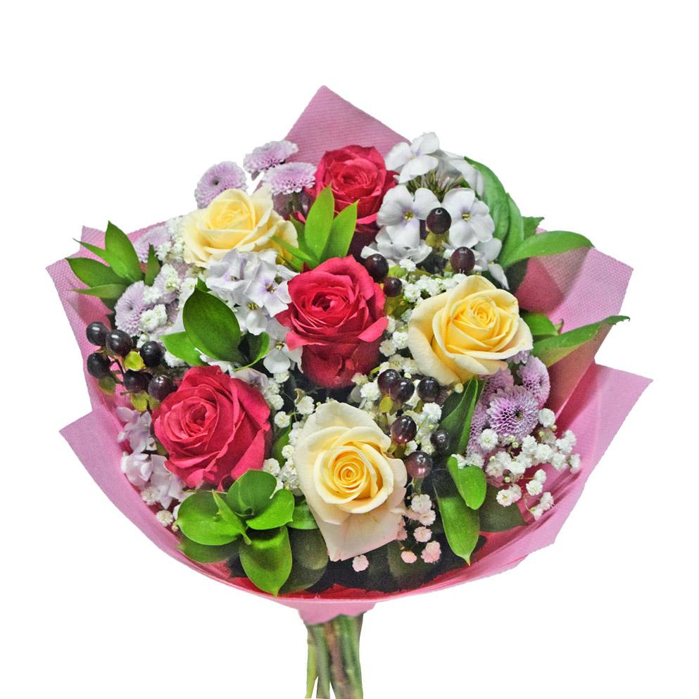 Bijou bouquet front