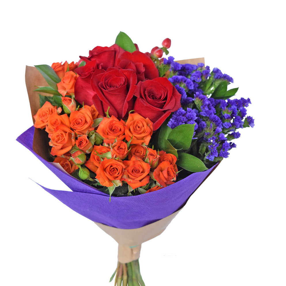 Joyous bouquet front