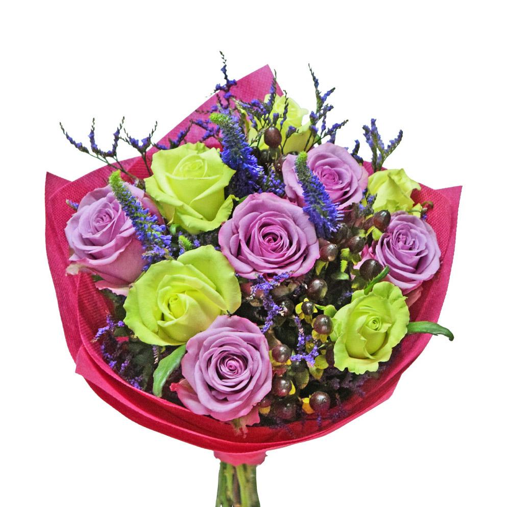 Munchie bouquet front