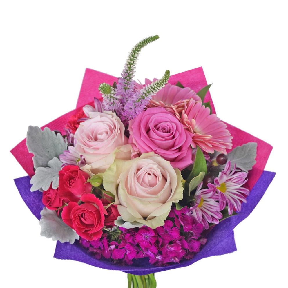 Petite bouquet front