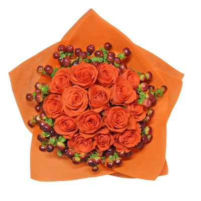 Possy rose bouquet