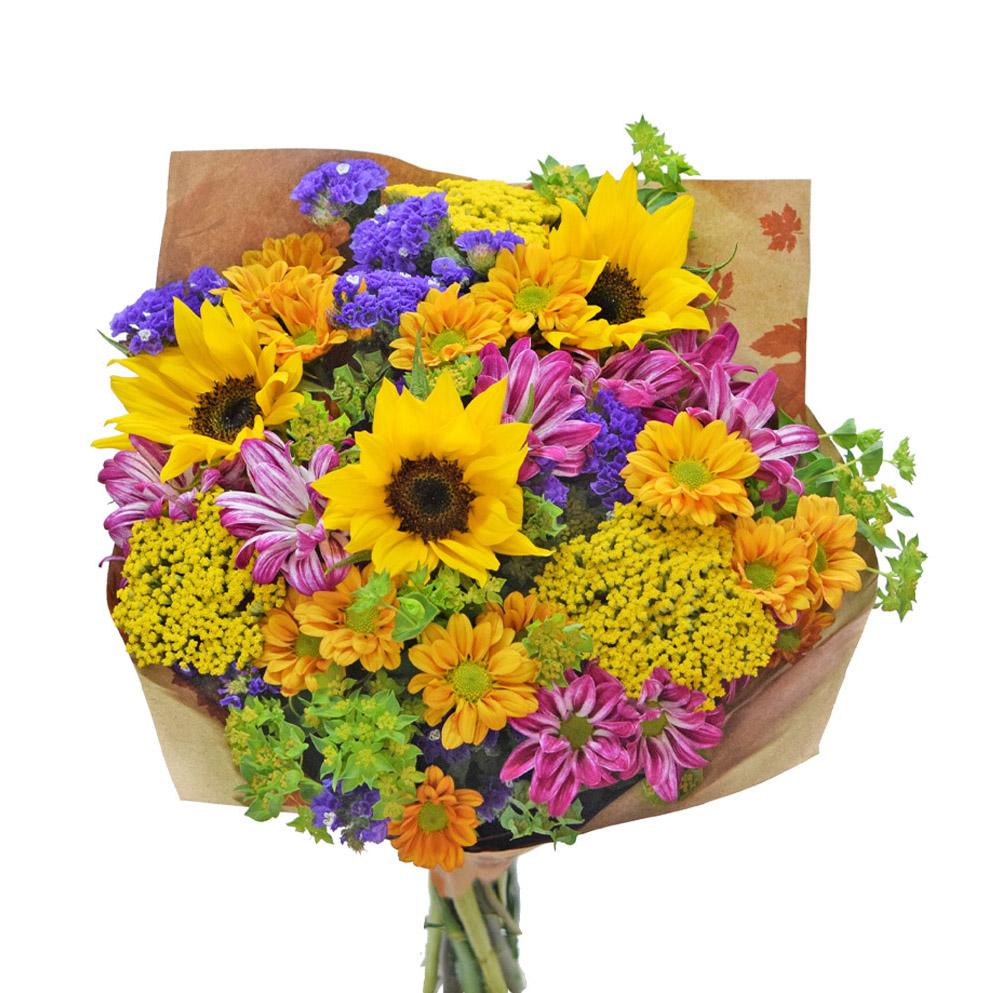 Solstice bouquet front