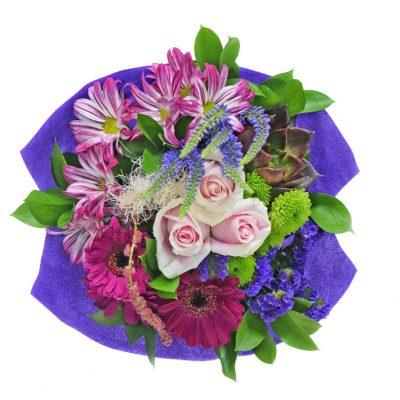 Tyootsie bouquet
