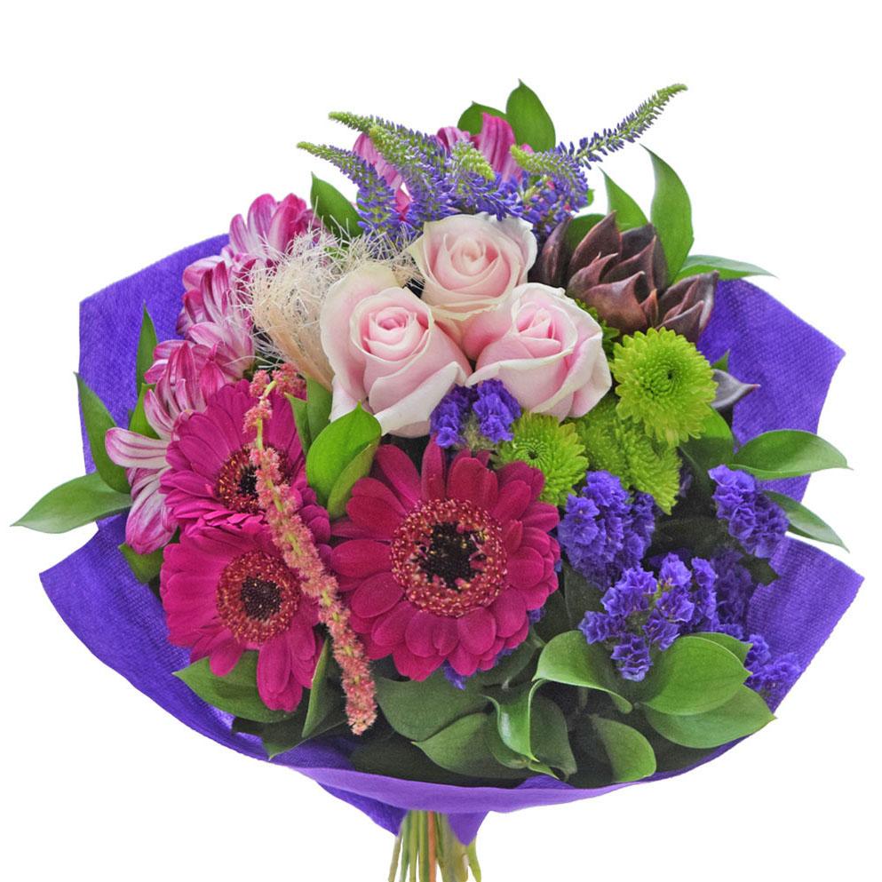 Tyootsie bouquet front